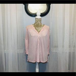 Tops - H&M 💐 SPRINGTIME Pink Blouse